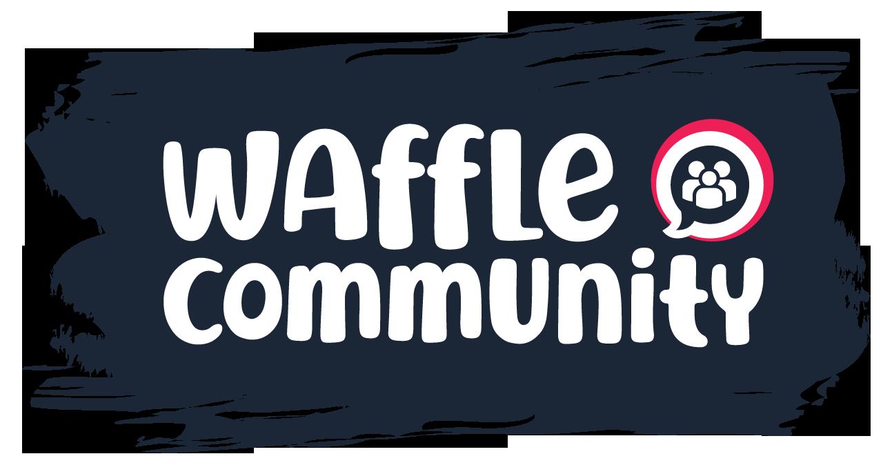 Waffle Community Logo